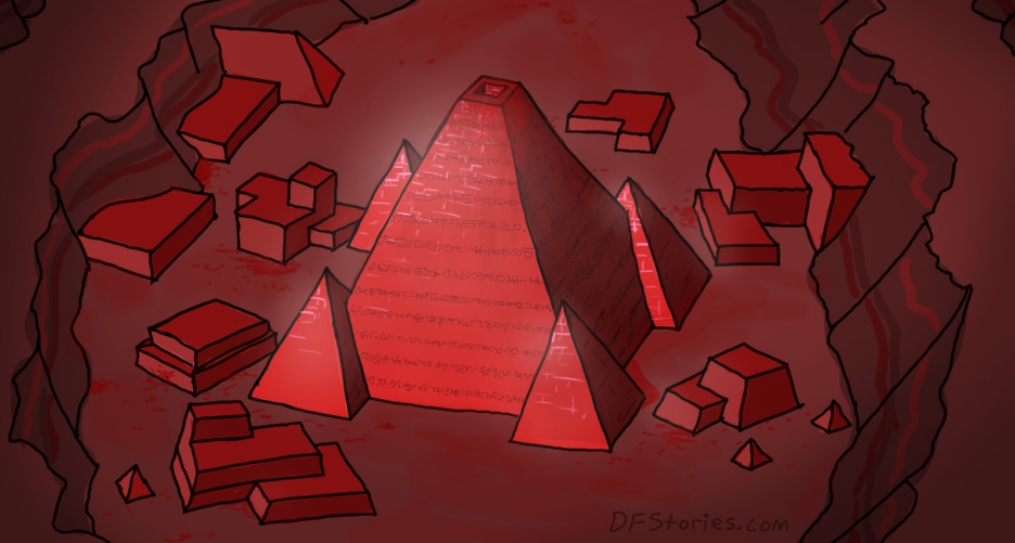 red crimson pyramid aztec dwarf fortress
