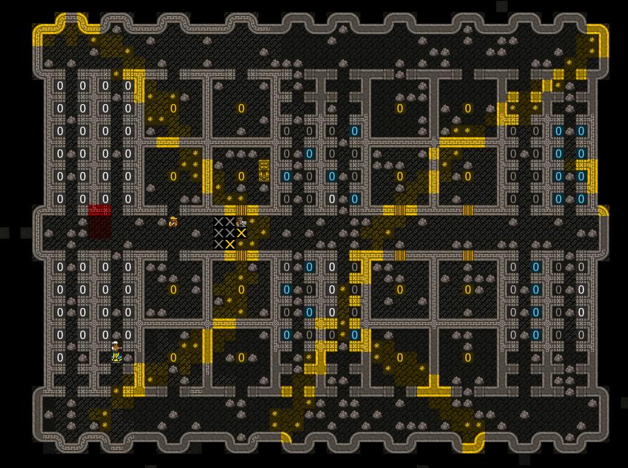 dwarfy burial chambers